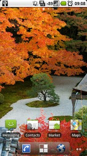 Kyoto Autumn Scenery - screenshot thumbnail