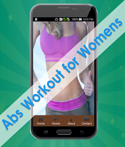 【免費健康App】Abs Workout for Womens-APP點子