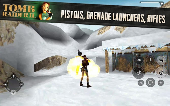 Tomb Raider II Android 14