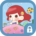 Mermaid Bbae protector theme icon