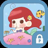 Mermaid Bbae protector theme