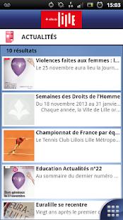 Lille- screenshot thumbnail