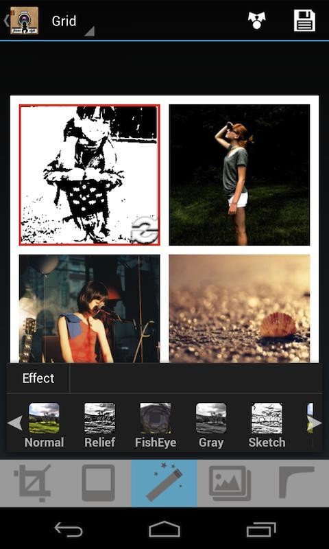 InstaFrame Style Pro - screenshot
