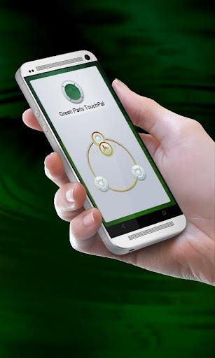 玩免費個人化APP|下載巴黎綠 TouchPal Theme app不用錢|硬是要APP