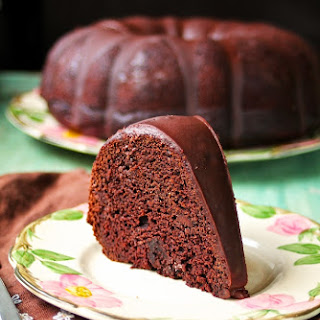 Triple Chocolate Beet Bundt Cake Recipe