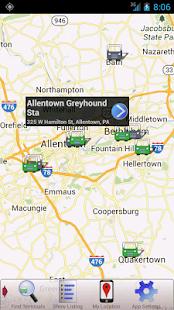 Bus Travel screenshot