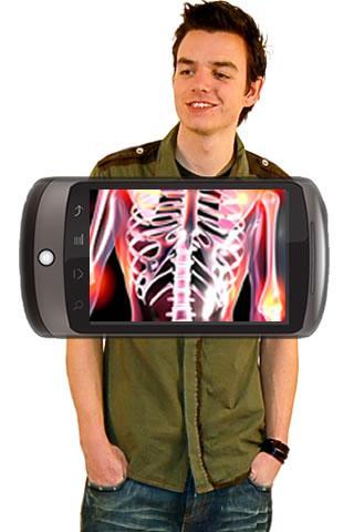 人體掃描儀惡作劇|玩娛樂App免費|玩APPs
