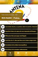 Screenshot of Antena 2