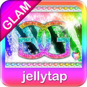 Glamorous Rainbow Theme SMS ★ for Android
