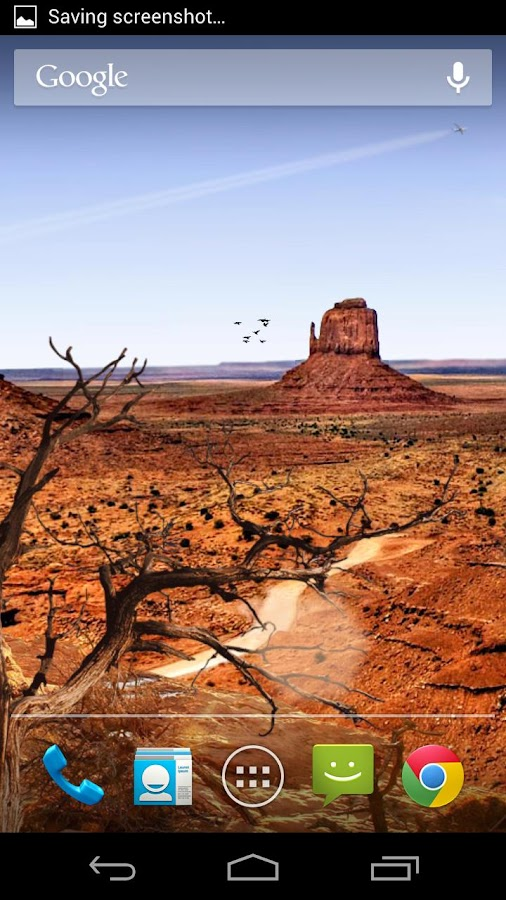 Desert Valley HD lite - screenshot