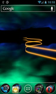 A Neon Path Free - screenshot thumbnail