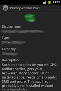 Privacy Scanner (AntiSpy) Pro v14.0.5.150214