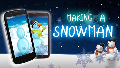 打造雪人裝扮模擬器