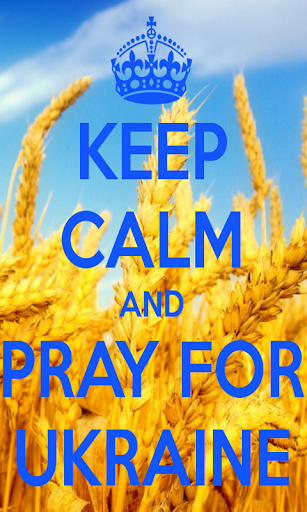 Pray For Ukraine wallpaper