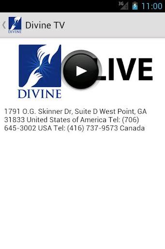 Divine TV LIVE
