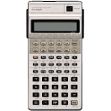 FX-602P scientific calculator logo