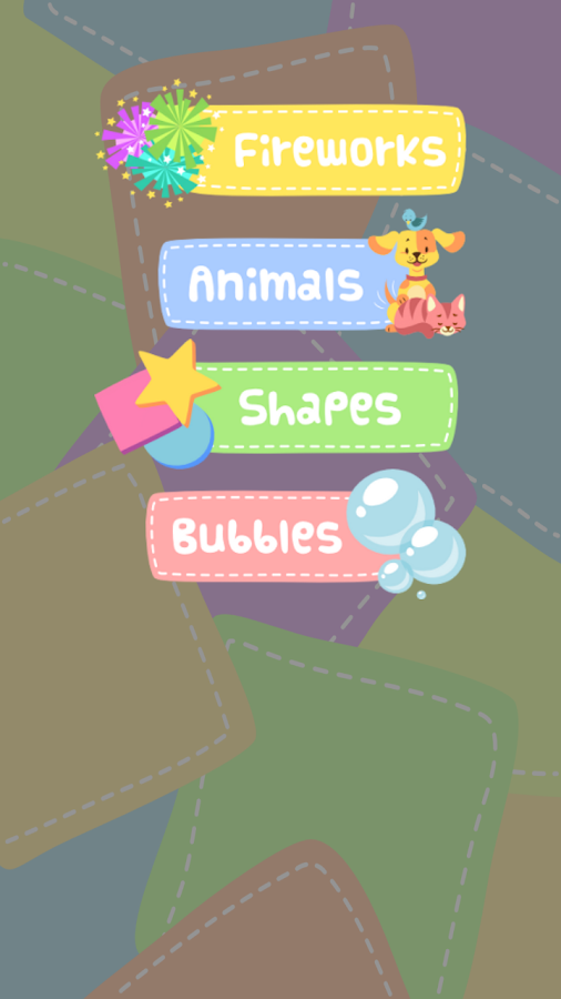 Toddler Games Lite (w/ lock) - screenshot