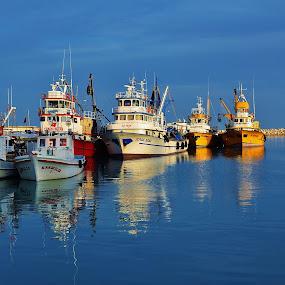 by Barkın Atıl - Transportation Boats