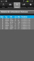 Screenshot of 4G Speedmonitor | Speedtest
