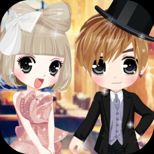 女生换装-华丽的婚礼 休閒 App LOGO-硬是要APP