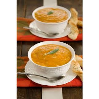 Creamy Squash Soup.