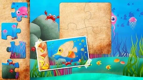 HD Puzzle Kids & Toddlers Lite Screenshot 5