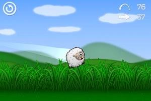 Screenshot of Sheep Cannon !