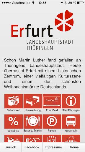 Erfurt App