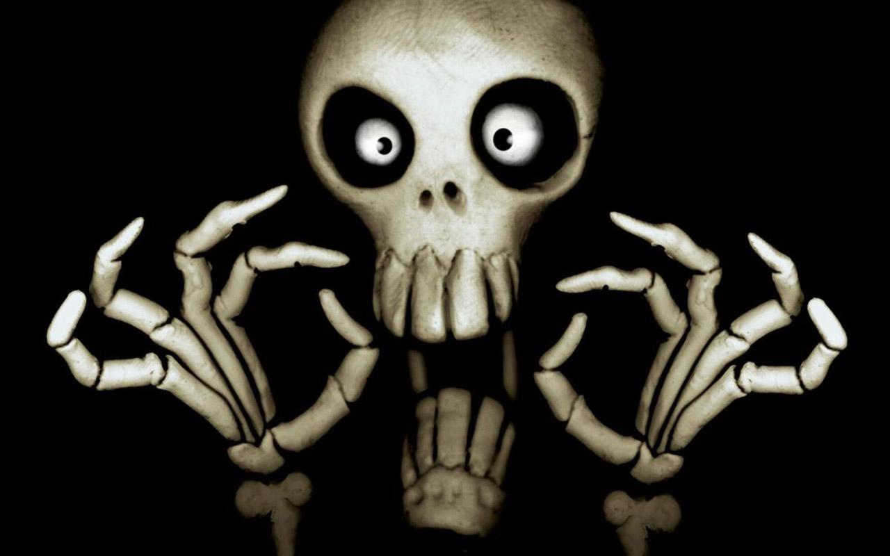 Skull Wallpaper Apl Android Di Google Play