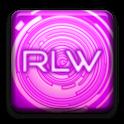 RLW Theme Purple Neon icon