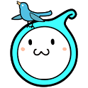 Kaomoji-kun for Twitter16000 icon