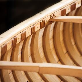 Canoe by Patrick Provencher - Transportation Boats ( canoe )