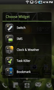 EZ Bookmark Widget- screenshot thumbnail