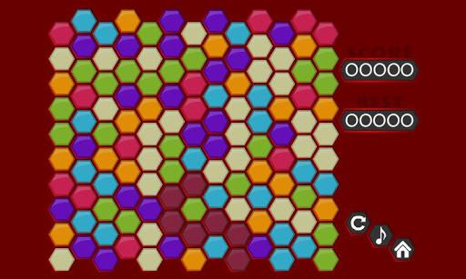 Same Hexagon