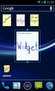apMemo Lite - Graphic Notepad- screenshot thumbnail