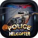 Police Helicopter - 3D Flight icon