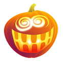 All Hallows Eve Jack-O-Lantern icon