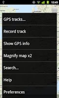 Screenshot of MapsOn: Offline Map