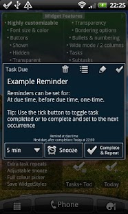 Tasks+ To Do List Manager Pro- screenshot thumbnail