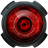DroidX Eye 5 Clock Set 2x2 icon