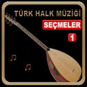 Halk Müziği Seçmeleri-1