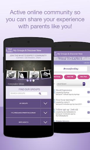 Pregnancy & Baby Tracker Screenshot