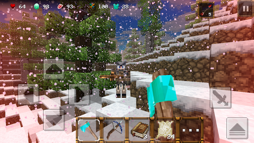 Winter Craft 3: Mine Build for PC