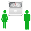 Weight monitor logo