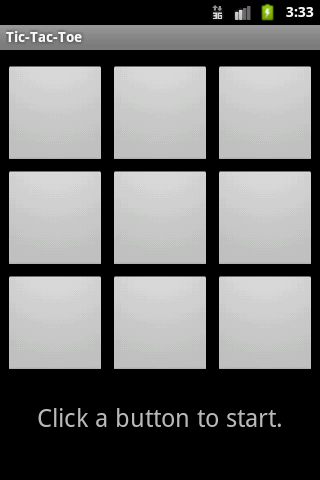 Tic-Tac-Toe - screenshot