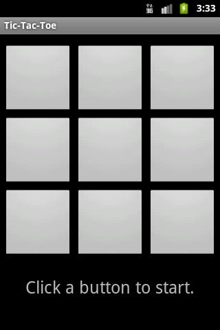Tic-Tac-Toe- screenshot