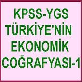 KPSS YGS COĞRAFYA TR. EK. CO-1