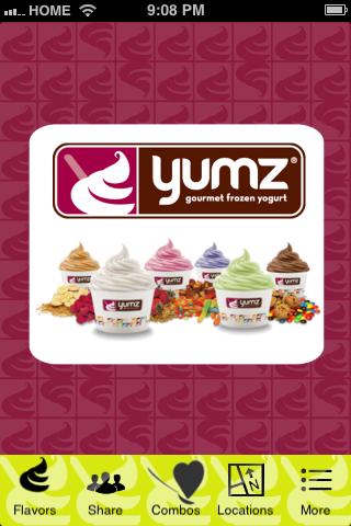 Yumz Frozen Yogurt