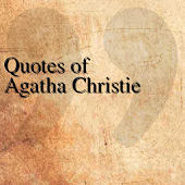 Quotes of Agatha Christie