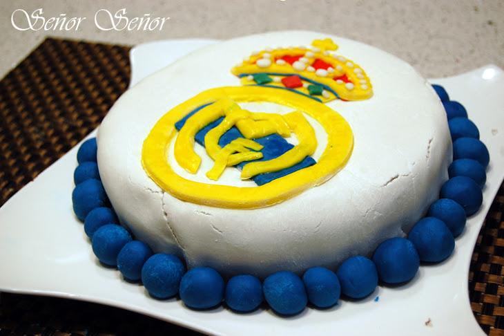 Real Madrid Cake Recipe